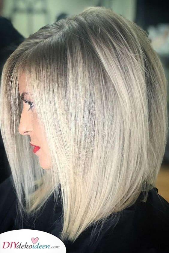 Ein mittlerer Bob – Schöne Haare haben