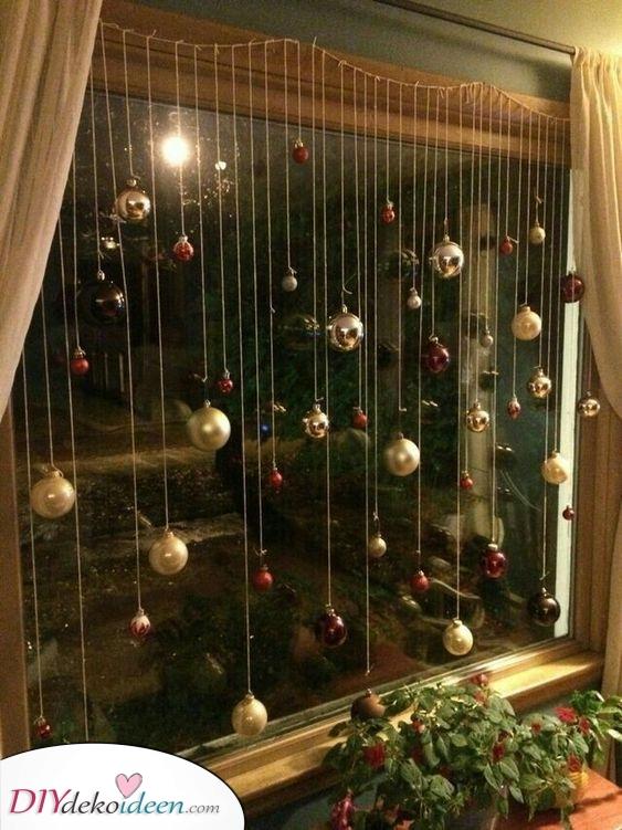 Baumschmuck – Weihnacht Fensterdeko