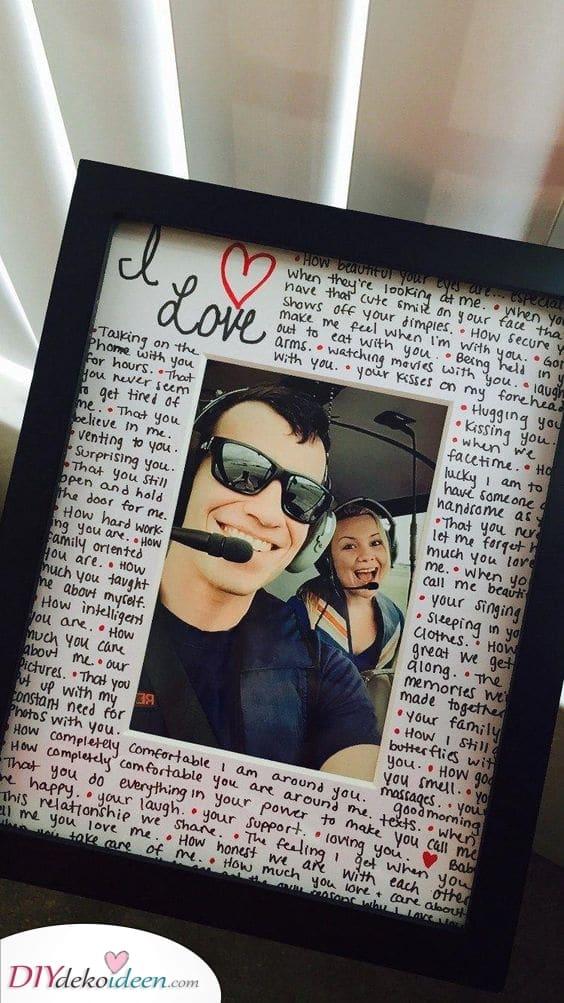 Mit viel Liebe – Eine schöne Erinnerung
